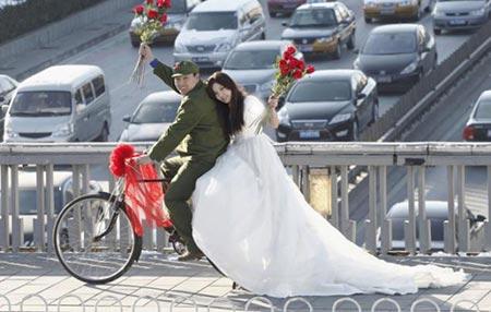 حمقانه ترین مراسم های عروسی!
