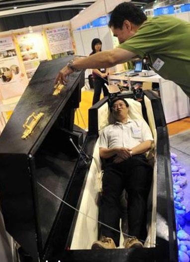 تجربه مرگ، وحشتناک ترین تفریح ژاپنی ها!