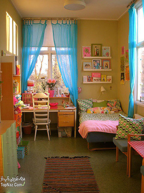 دکوراسیون اتاق خواب کودکان
