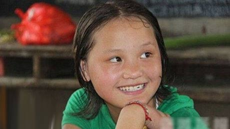 این دختر زیباترین دانش آموز چین است
