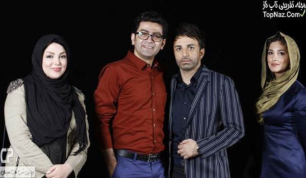 عکس های فرزاد حسنی در کنسرت علی لهراسبی