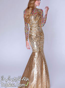 مدل لباس مجلسی زنانه جدید ۲۰۱۵