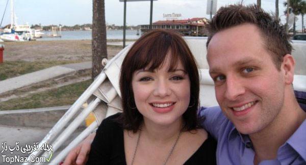 عکس سلفی زوج جوان بعد از طلاق با چهره ای خندان!