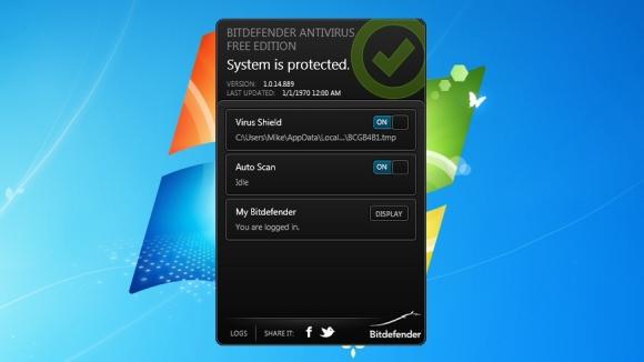 antivirus bitdefender