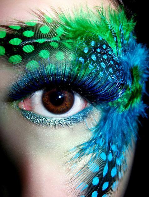 مدل آرایش چشم 2015