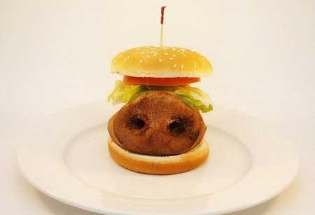 اخبار,اخبار گوناگون, واقعیت تکاندهنده همبرگرهایخوشمزه