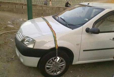 سوتی های ایرانی, عکس های طنز