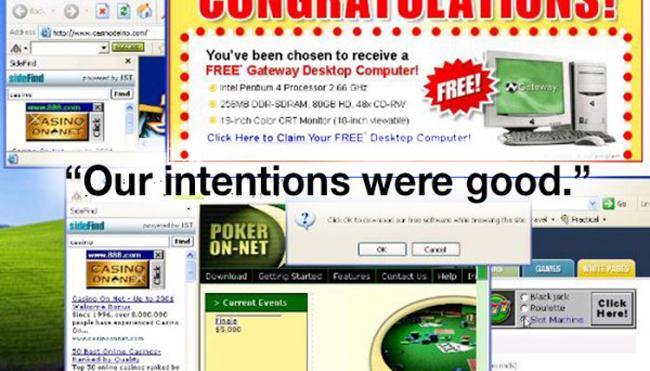 مخترع تبلیغ پاپ آپ از دنیای اینترنت معذرت خواست!