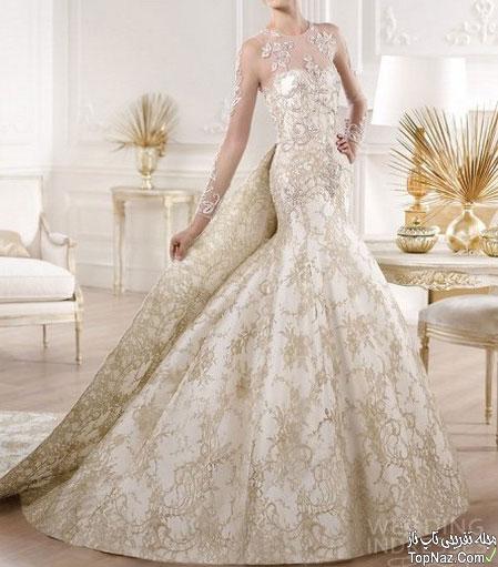 مدل لباس عروس, لباس عروس جدید