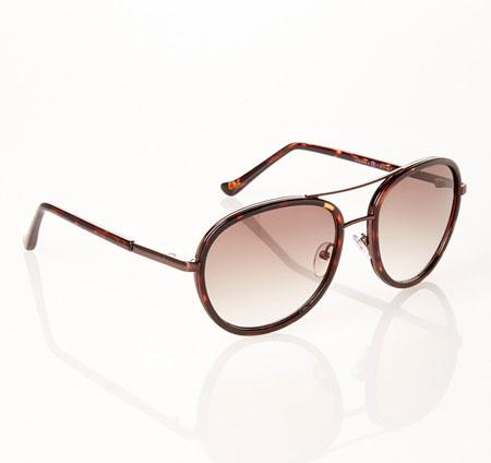 مدل عینک آفتابی زنانه مارک دار