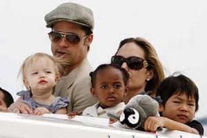 بازیگران معروفی که خانواده های پرجمعیت دارند! +عکس
