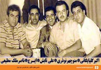 اخبار,اخبار فرهنگی,ناصر ملک مطیعی
