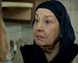 گوون هوکنا در نقش هایریه در سریال برگ ریزان