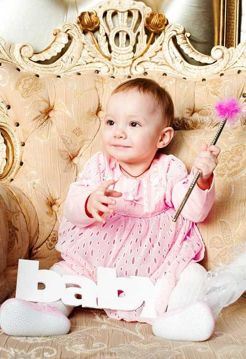 تصاویر کودکان و نوزادان دختر زیبا