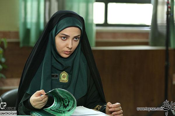 لیلا اوتادی در سریال زخم