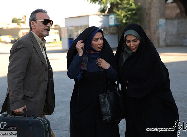 فقیهه سلطانی در سریال زخم