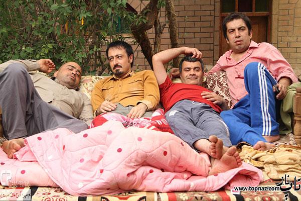 سریال پنج دری
