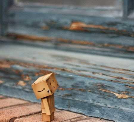 عکس های عاشقانه از عروسک دانبو