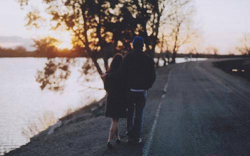 عکس عاشقانه دختر و پسر