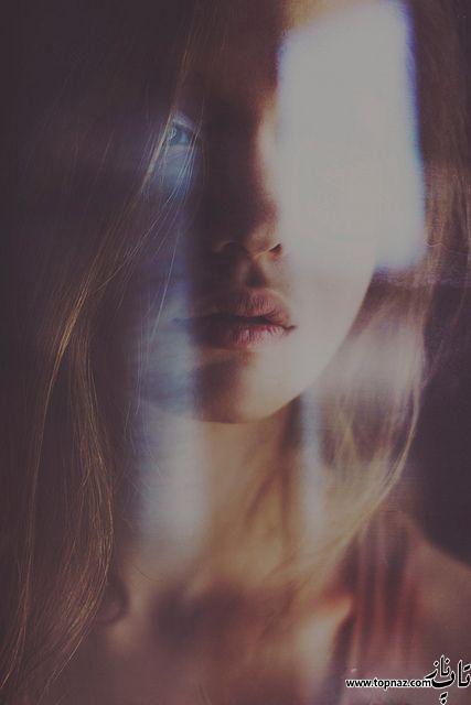 دختر عاشق تنها