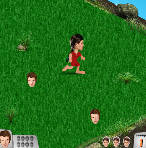 بازی آنلاین سریال فاطما گل