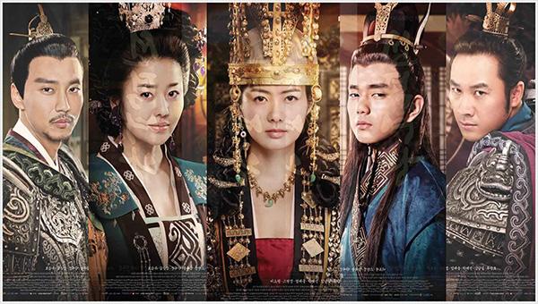 قسمت آخر سریال ملکه سوندوک