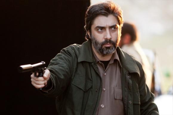 نجاتی ششماز بازیگر نقش پولاد علمدار در سریال وادی گرگ ها