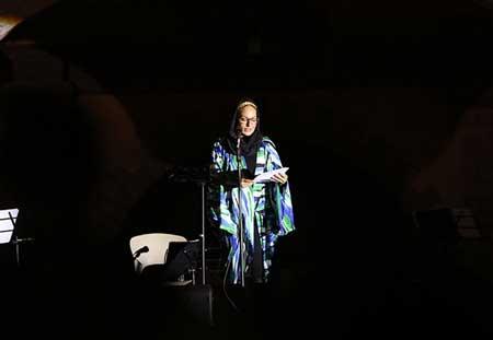مهناز افشار در جشنواره موسیقی