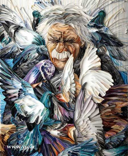اخبار,اخبار گوناگون , شگفت انگیزترین نقاشی ها