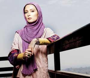 پشیمانی بازیگر زن ایرانی از عمل زیبایی بینی