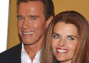 آرنولد شوارتزنگر و همسرش