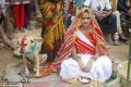 ازدواج دختر جوان هندی با سگ! +تصاویر