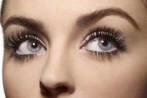 آرایش چشم ها,مژه مصنوعی , فر مژه
