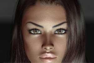 زیباتر شدن صورت با برنزه شدن؟