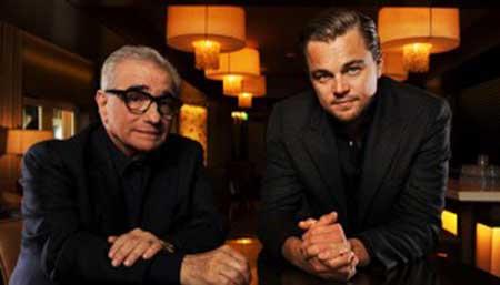 ستاره های سینما در فیلم جدید مارتین اسکورسیزی
