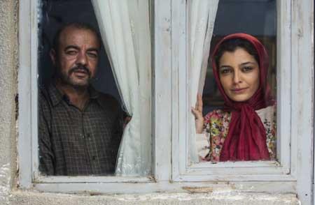 عکس فیلم خداحافظی طولانی با بازی ساره بیات و میترا حجار
