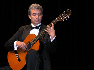 گیتار,سبک های گیتار,گیتار کلاسیک