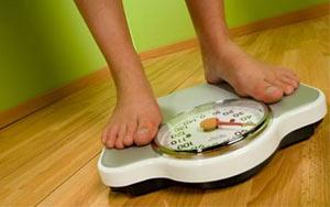 اضافه کردن وزن با ورزش کردن