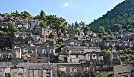 مکانهای متروکه و ترسناک توریستی جهان