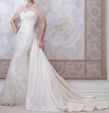 lebas aroos 20sh 1 2 مدل لباس عروس فوق العاده باکلاس
