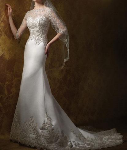 مدل لباس عروس شیک, زیباترین مدل لباس عروس