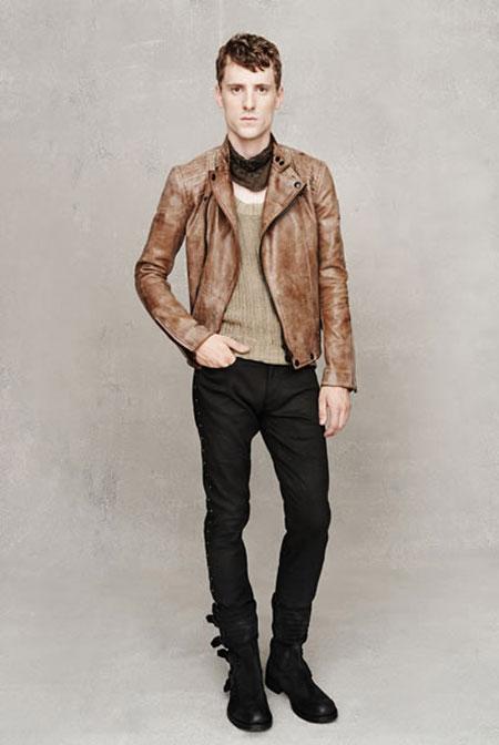 لباس زمستانی برند Belstaff,مدل لباس زمستانی مردانه