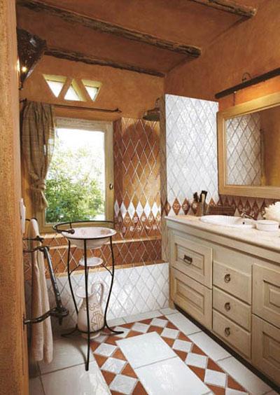 دکوراسیون حمام و سرویس بهداشتی,طراحی حمام