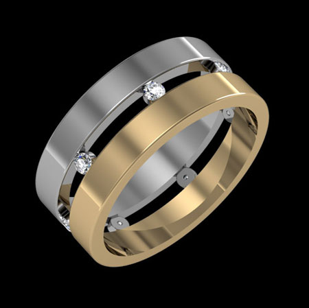 مدل انگشتر حلقه,مدل حلقه های Persey