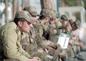 خدمت سربازی 2 سال شد (24 ماه)