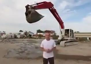 کلیپ چالش سطل آب و کشته شدن عجیب!