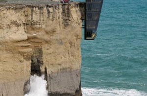 خطرناک ترین خانه دنیا