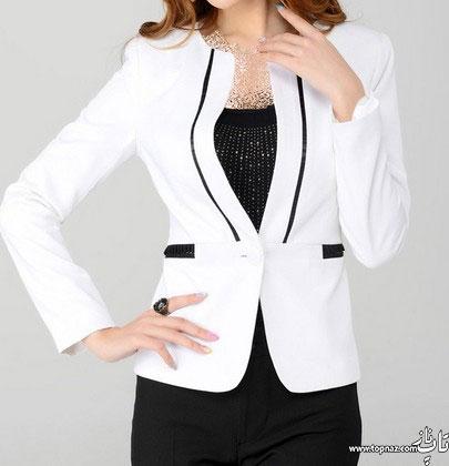 مدل های جدید کت و دامن کره ای