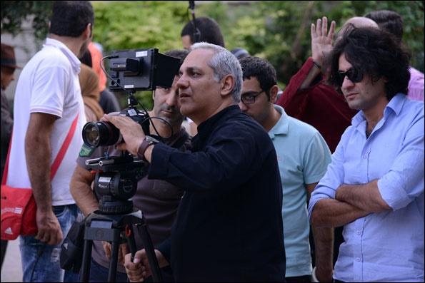 تصاویر جدید از پشت صحنه سریال اتاق عمل مهران مدیری