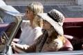سوژه شدن کلاه خال خالی آنجلینا جولی! +عکس